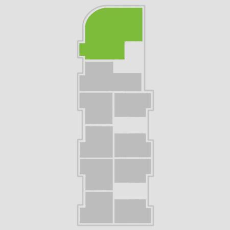 Трёхкомнатная квартира 3-1