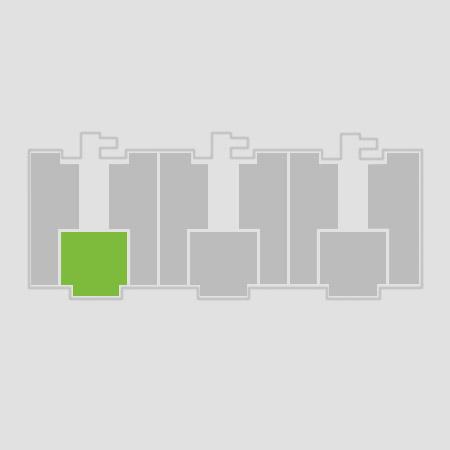 Однокомнатная квартира 1-1