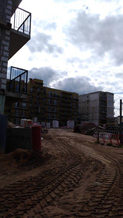 Фото строительства ЖК 04.09.2017