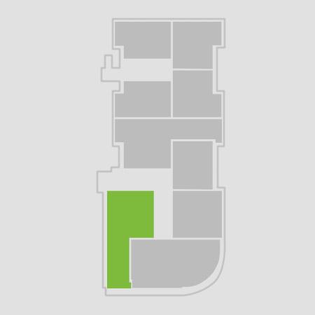 Двухкомнатная квартира 2-5