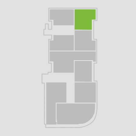 Однокомнатная квартира 1-4
